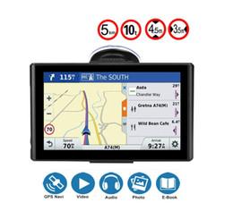 $enCountryForm.capitalKeyWord NZ - CarGPS Navigator 7 inch HD truck GPS car navigation FM. 256MB voice satellite transmitter navigation car accessories 2019 lates