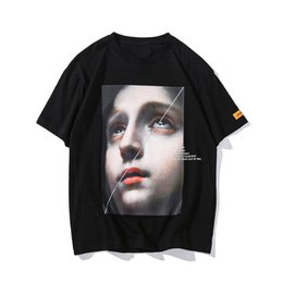 8b1491c06 Fashionable tee shirts online shopping - Western Style Vintage Comfort  Fashionable Brand Men s Short Tops