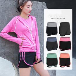 5553e056b1 Hot yoga pants sHorts online shopping - 2019 women s yoga shorts summer  breathable fitness pants