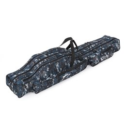 Black Single-layer Wire Fishing Gear Bag Portable Mini Fishing Rod Container Causal Bag Superior Quality In