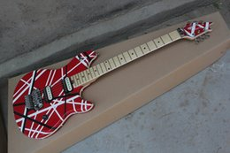 Cheap quality guitars online shopping - Cheap New Top Quality Musical instruments Electric Guitar Red guitar with tremolo