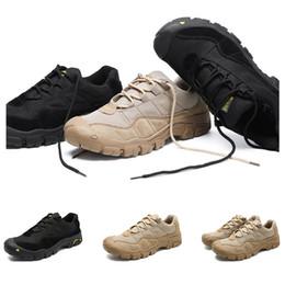 2020 Целые обувь продажа Походные мужчины спортивная обувь Бесплатная доставка черный коричневый дропшиппинг спортивные Non скольжения кроссовки тренеры размер 38-46 на Распродаже
