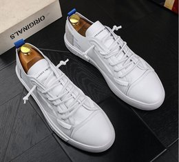 $enCountryForm.capitalKeyWord Australia - Men's shoes 2019 summer tide new small white shoes students wild Korean version of a pedal white casual shoes