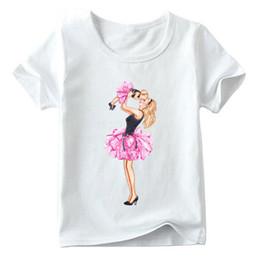 $enCountryForm.capitalKeyWord Australia - Matching Family Outfits Mom Kids Short Sleeve Family T Shirt KT-1921