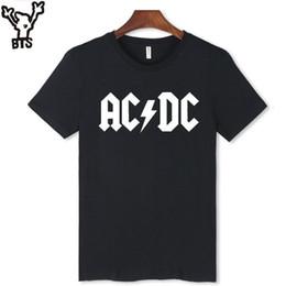 $enCountryForm.capitalKeyWord Australia - AC DC Band Rock Short Sleeve Tee Shirt Men Cotton Fashion Black Summer Funny T-shirt Hip Hop Plus Size 4XL Tshirt Men Brand T5190605