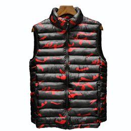 $enCountryForm.capitalKeyWord Australia - 2019 Camouflage Vest Men New Stylish Autumn Winter Warm Sleeveless Jacket Waistcoat Slim Fit Men's Vest Fashion Casual Coats Men