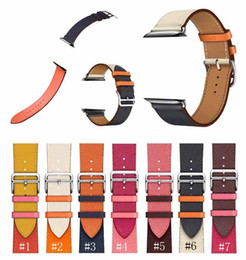 Wholesale replacement china for sale - Group buy Designer Watch Bands mm mm mm mm Wristband Replacement Watchband luxury Designer Brand Leather Straps With Adapter