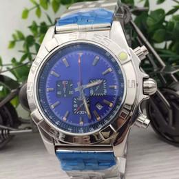 2019 Alta Qualidade Mais Quente Mens Watch Tona Série M116519 Black Dial Aço Inoxidável Sapphire Vidro Homens Relógios Melhor Fecho venda por atacado