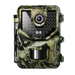 """Professional Camera Wholesale Australia - 30pcs 1080P 16MP Night Vision Trail Camera with 2.36"""" LCD Display No Glow 38 LED Fast Trigger IP66 Waterproof Outdoor Hunting Game Camera"""