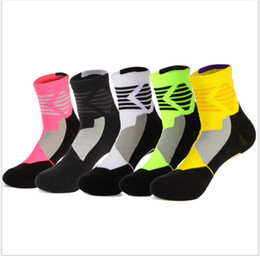 Wholesale race hose for sale – custom Outdoor professional elite sports socks Outdoor riding socks with thicker bottom of hose towel