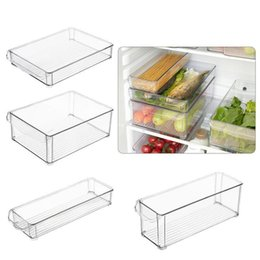 $enCountryForm.capitalKeyWord Australia - Refrigerator Can Be Stacked Plastic Rectangular Noodles Vegetable Fruit Kitchen Storage Box J190713