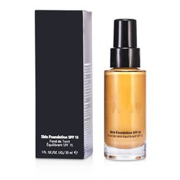 Oil Oily Skin Australia - Ilia Face Makeup Liquid Beauty Water-based Oil-free Brown True Skin Serum Foundation Broad Spectrum Spf 15