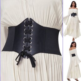 71fb3a83c8 Corset Belt For Women Elastic Wide Belt Plus Size 3XL Female Black Cincher  Elasticity Waistband Belts for Dress Accessories