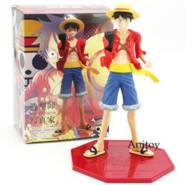 One Piece Luffy Hat Australia - Anime One Piece Creator X Creator Monkey D Luffy Gear Forth Special Color PVC Figure Collectible Model Toy 23cm luffy straw hat