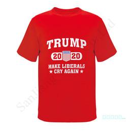 Trump Para Presidente Juventude T-shirt Donald Trump Eleição Camisa Crianças Político