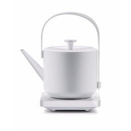 Novo Design Simples Chaleira Elétrica 600 ML Caldeira De Água 1200 W Rápida ebulição Chaleira Elétrica Chaleira Pote De Café com Desligamento Automático em Promoção