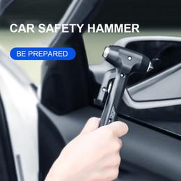 $enCountryForm.capitalKeyWord Australia - New Seat Belt Cutter Window Glass Breaker Car Rescue Tool Mini Car Safety Hammer Life Saving Escape Emergency Hammer for