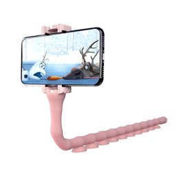 Mobile Finger Grip UK - MulFunctional Universal Cell Phone Mount Holder Bracket Mobile Phone Grip Finger Stand Support for Iphone Samsung Smartphones