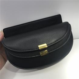 $enCountryForm.capitalKeyWord UK - Genuine Leather High Quality Designer Brands Logo Famous Saddle Luxury Women's Bags Designer Cross Body Bags Ladies' Hand Bags