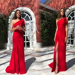 $enCountryForm.capitalKeyWord Australia - 2019 Suit-dress Single Shoulder Sleeveless Full Night Club Maxi Vent Dress party long SEXY Ladies DRESSES FOR WOMEN Bodycon Wholesale New
