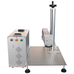 Parts marking online shopping - Raycus Max W fiber laser marking machine for metal watches camera auto parts buckles