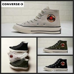 96c129371e6d 2019 Taylor 70 All Star Hi Suede⠀Converse Canvas Chuck Shoes Chaussures Men  Women Running Skateboard Designer Casual Sneakers 35-44