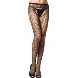 Опт Два - Односторонние ажурные чулки ажурные ажурные женские сексуальные ажурные колготки - бесплатно
