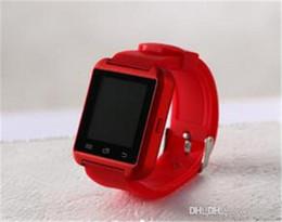 $enCountryForm.capitalKeyWord Australia - Bluetooth Smartwatch U8 U Watch Smart Watch Wrist Watches for iPhone 4 4S 5 5S Samsung S4 S5 s8 Note 2 Note 3 HTC Android Phone