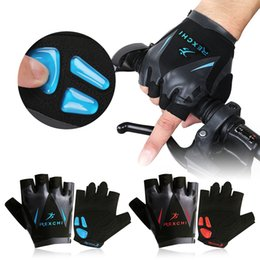 $enCountryForm.capitalKeyWord Australia - Cycling Gloves Half Finger Mens Women's Summer Sports proof Bike Gloves GEL MTB Bicycle Sports Outdoor