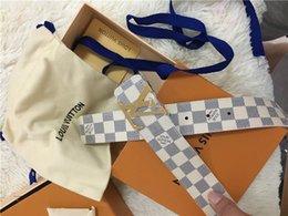 Discount best designer tote bags - 2019 new best selling designer high-end men's belt top fashion men's belt with box tote bag