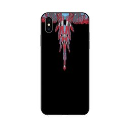 Hot Sales Iphone Case NZ - Designer Phone Case for Iphone 6 6s,6p 6sp,7 8 7p 8p X XS,XR,XSMax Protective MARCEL@ BURL@N Brand Back Cover for IPhone Hot Sale Wholesale