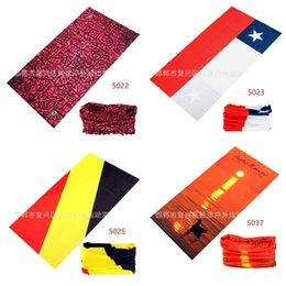 Wholesale hood characters for sale – custom Outdoors Riding Hood Colorful Coverchief Lengthening Perspire Exercises Scarf Beautiful Design Fashion Specific Character In Stock ly a29