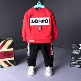 $enCountryForm.capitalKeyWord NZ - good qulaity infant boys clothing sets spring autumn kids boys casual tracksuit children jacket+pants 2pcs set baby boys outfits