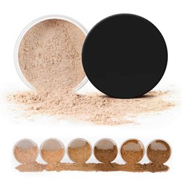 $enCountryForm.capitalKeyWord Australia - Summer item single dispersion powder matte powder block defect clean.a variety of mineral powder brighten the complexion 6 color optional
