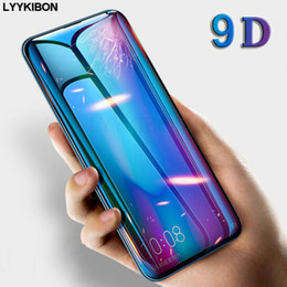 Discount view glasses - 9D Full Cover Tempered Glass For Huawei P20 Mate 20 Lite Pro Nova 3 3i Y9 2019 Screen Protector On Honor view 10 8x max