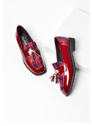 $enCountryForm.capitalKeyWord Australia - Le Fu women's flat shoes, British style single shoes Square Head fashion leisure shoes in summer of 2019
