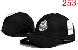 Toptan satış Yüksek kalite moda Yeni top caps MON tasarım Beyzbol Şapkası Yeezus şapkalar erkekler kadınlar için kemik ayarlanabilir Snapback Kanada Lüks şapka Toptan