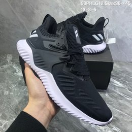 0fdc32971 Alpha Bounce Shoes NZ - 2019 New Alphabounce Beyond 2M Boots Black White Running  Shoes Alpha