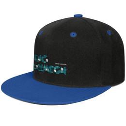 54a50e78 King Crimson logo Design Hip-Hop Cap Snapback Flat Brim Dad Hats Rock &  Roll Adjustable