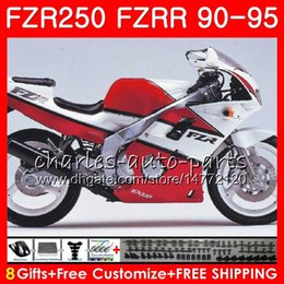 $enCountryForm.capitalKeyWord Australia - Kit For YAMAHA white red stock FZRR FZR 250 R 250R FZR250 90 91 92 93 94 95 124HM.52 FZR-250 FZR250R 1990 1991 1992 1993 1994 1995 Fairing