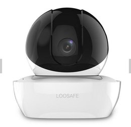 Wireless Dome Cctv Cameras UK - New 2.0MP Video Smart Baby Monitor Housing 1080P Night Vision Infrared Dome Wireless Security CCTV IP Wifi Camera