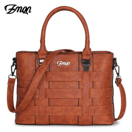 Fiber Brands NZ - ZMQN Women Bags Handbags Women Famous Brands PU Leather Handbag Lady Hand Bags For Nice Vintage Shoulder Sac Femme C921