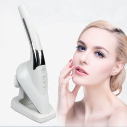Lift Ion Skin Australia - Hot Sale Portable RF Microcurrent Wrinkle Removal Machine for face Lifting Skin Tightening Body Massage With LED Vibration Ion Beauty Tool
