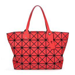 45c4819b134b Pink sugao designer handbag women luxury crossbody bags geometric shape  folding bag fashion clutch bag matte frosted handbags PVC lady bag