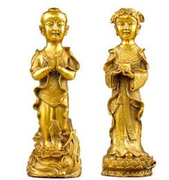 $enCountryForm.capitalKeyWord UK - DYZ 711+++++Bronze Buddha, boy, girl, good money daughter, dragon woman, home, feng shui orna