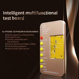 $enCountryForm.capitalKeyWord Australia - LCD Screen Universal Tester for IPHONE 7 7P 8 8P X XS XR XSMAX 3D Touch test intelligent test board