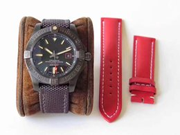new spy watches 2019 - Special price watch! Luxury men's black bird spy plane gave leather watchband a black classic aaa luxury mens watch