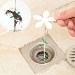 Flooring Tool Wholesalers Australia - Bathroom Hair Sewer Filter Drain Outlet Kitchen Sink Filter Strainer Drain Cleaners Anti Clogging Floor Wig Removal Clog Tools