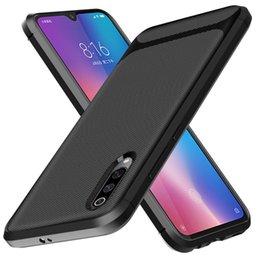 $enCountryForm.capitalKeyWord Australia - 50pcs lot For Huawei Honor 9X Soft TPU Ultra Slim Rugged Carbon Fiber Case For Huawei Honor 9X Pro