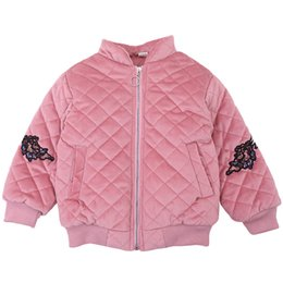 $enCountryForm.capitalKeyWord UK - Girls Winter Coats Thick Warm New Year Kids Jackets for Girls Cotton Padded Windproof Children Outerwear Teens Toddlers Tops